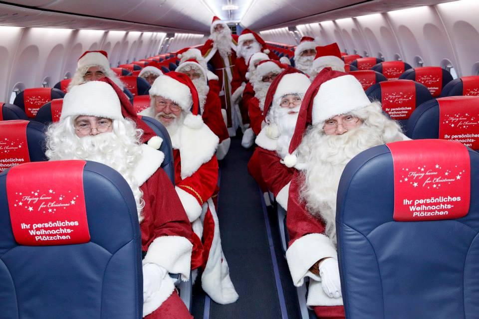 К новому году билеты на самолет дорожают