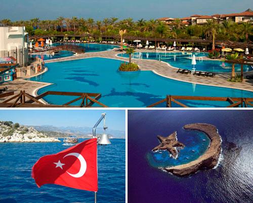 Турция из краснодара