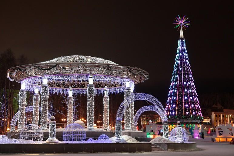 Ханты-Мансийск – Новогодняя столица