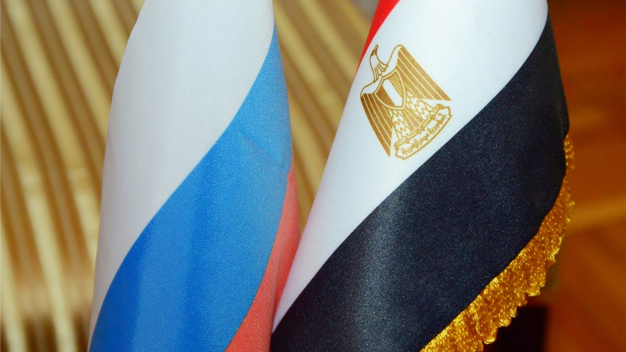 Египет Россия