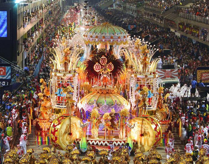 Доминиканский карнавал