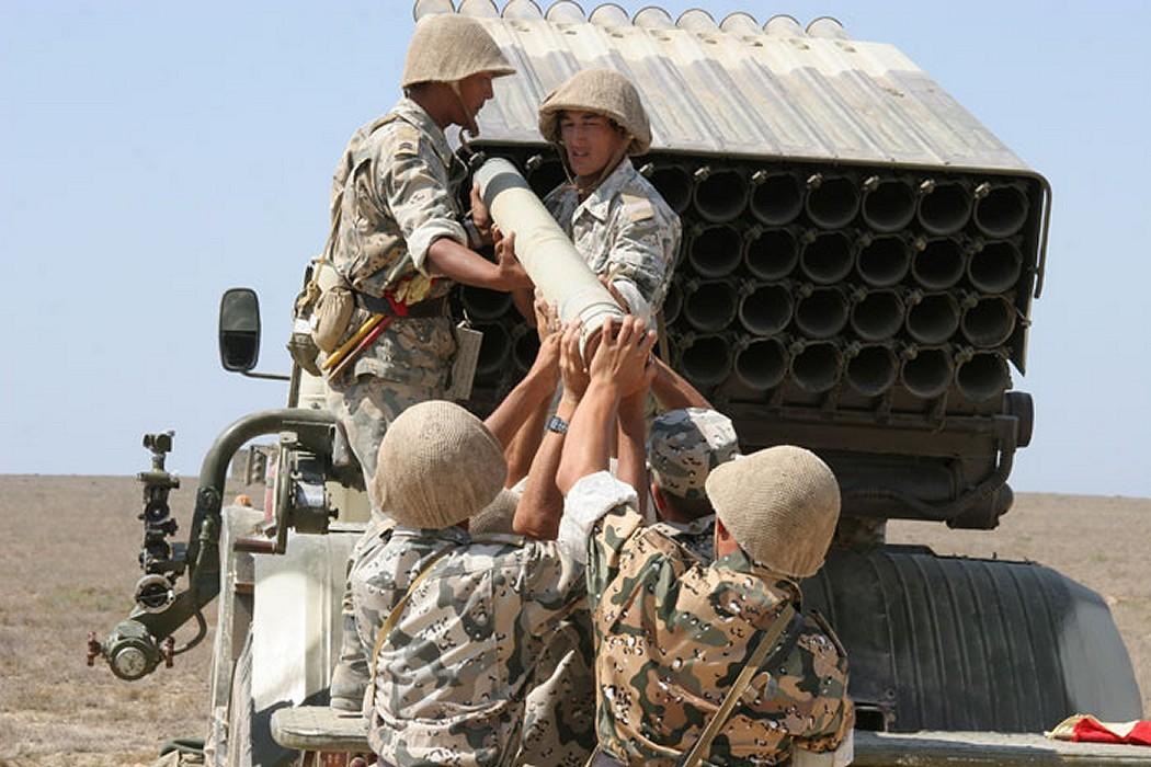 Египет война