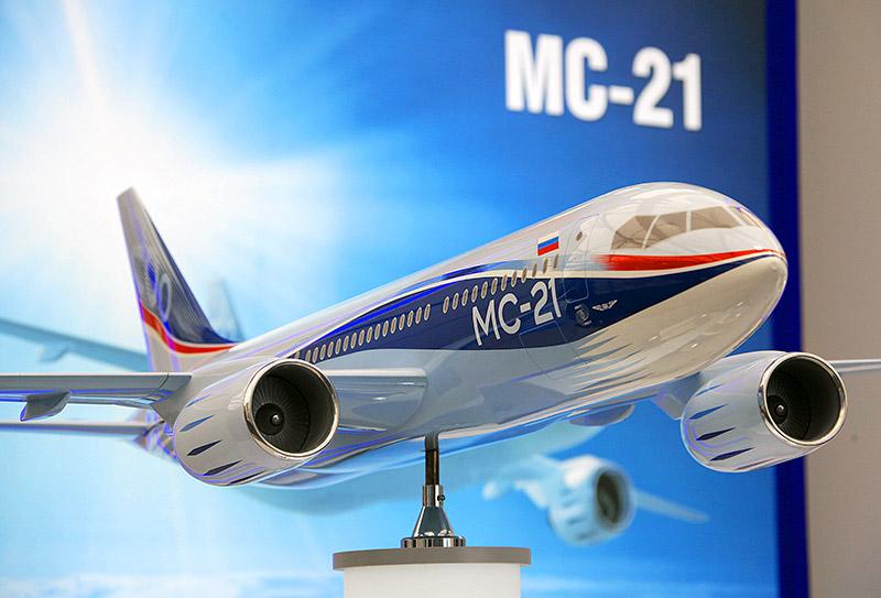 Магистральный самолет XXI века
