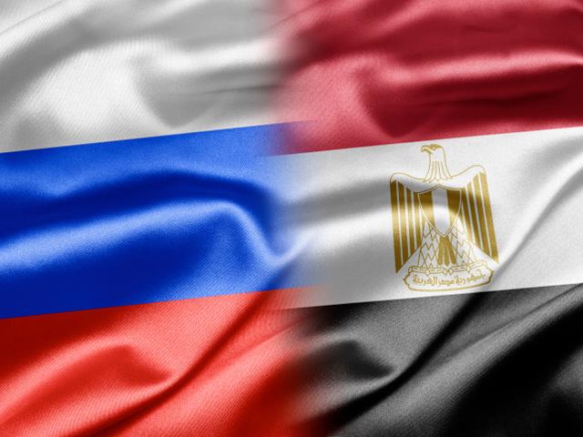 Россия Египет