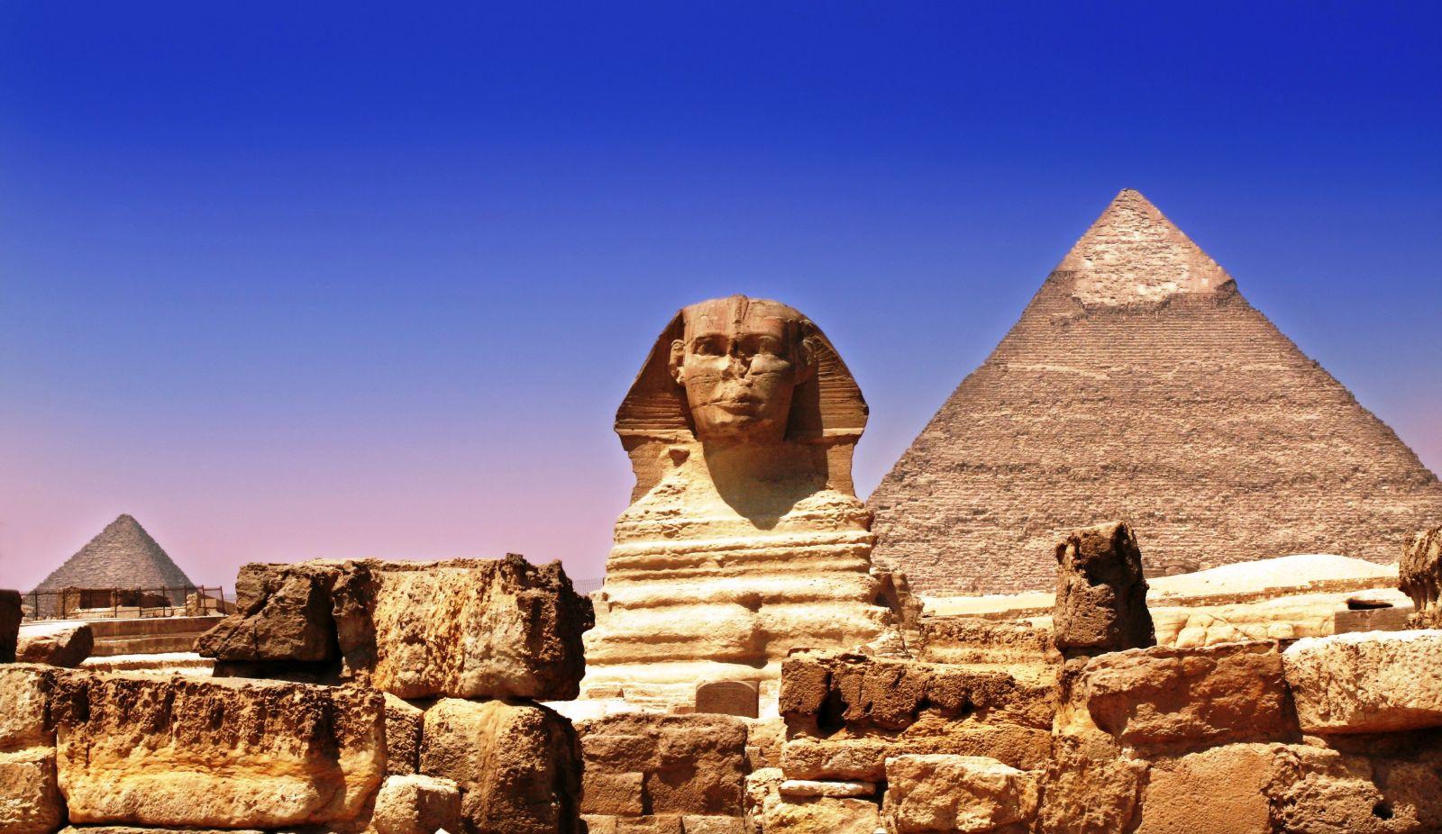 Египет достопримечательности