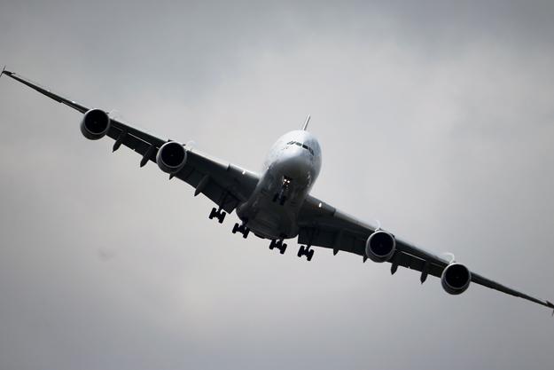 Авиадебоширы на самолете