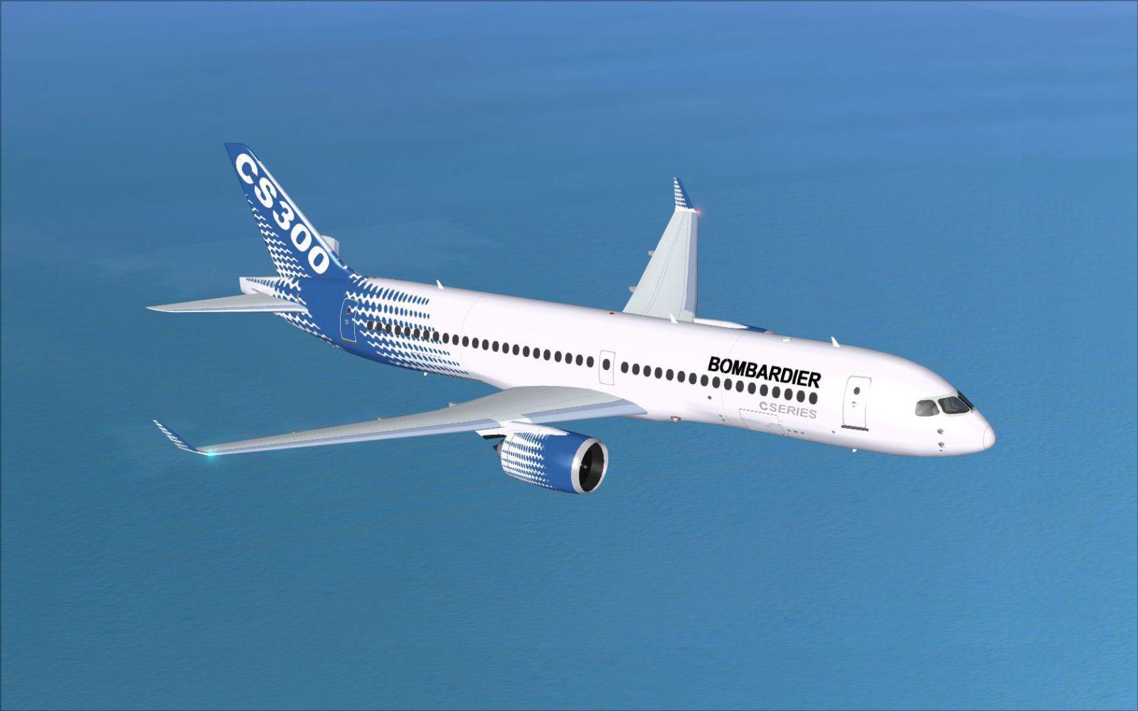 Bombardier CS300ER