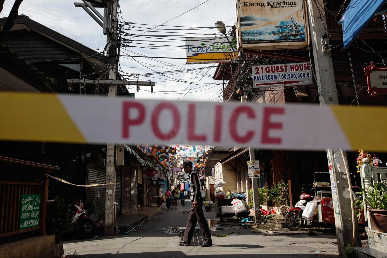 Таиланд терракт