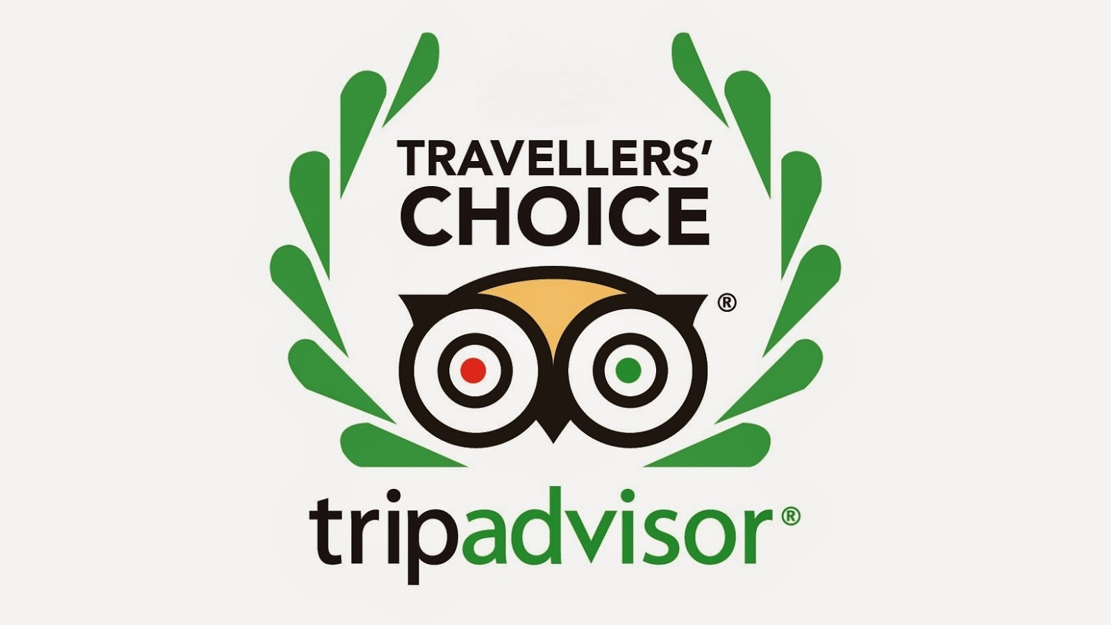 TripAdvisor Travellers' Choice Award