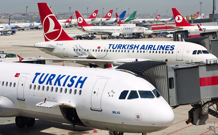 Турция самолеты