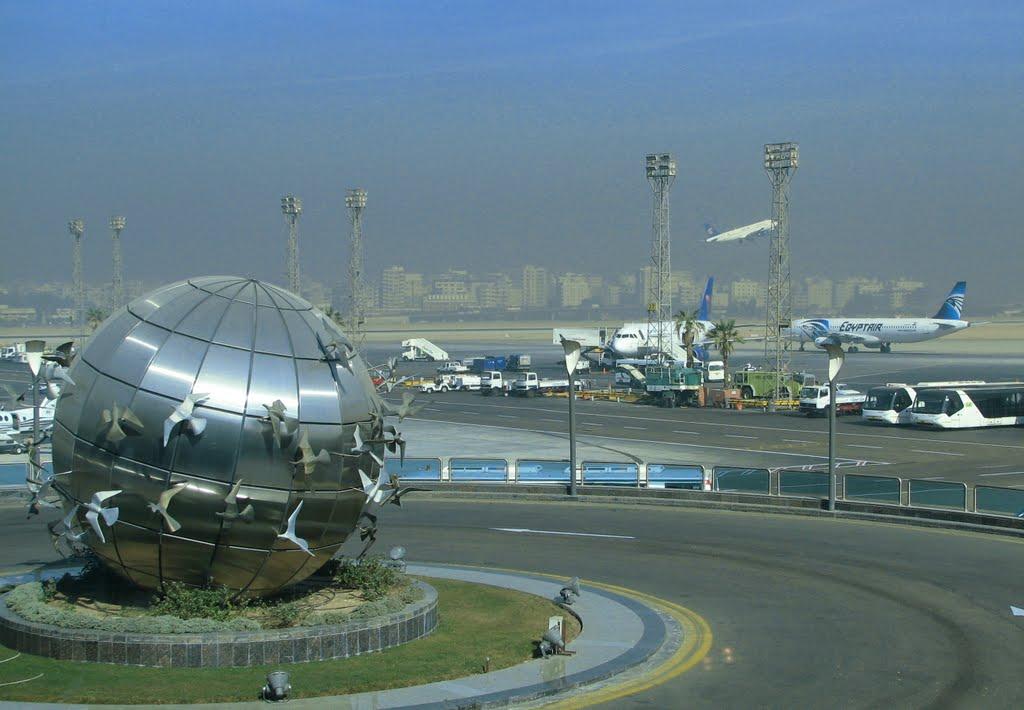 Аэропорт Каира