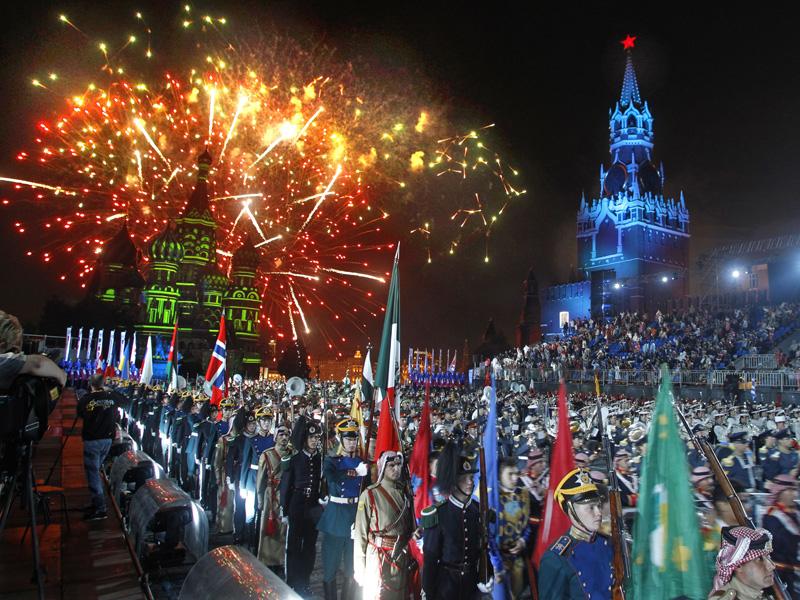 Фестивали России