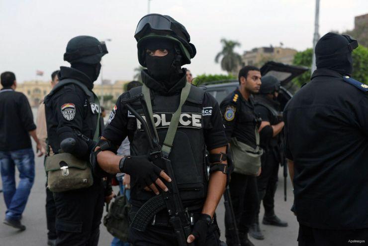 Нападение на туристов в Египте